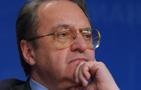 俄副外長:俄美或將空襲不參與敘停火的武裝組織