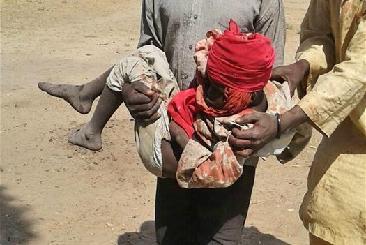 尼日利亞軍機誤襲難民營致50多人死亡