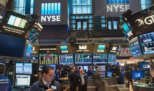 紐約股市三大股指31日漲跌互現