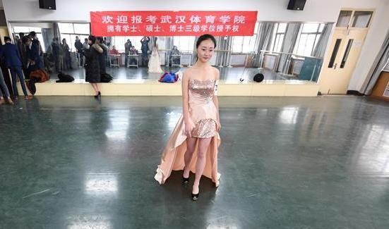 甘肅:藝考逐夢進行時