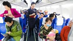 【圖刊】母女兩代空姐的藍天夢