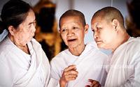 泰國收留艾滋病患者的寺廟[組圖]