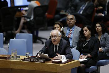 聯合國特使譴責加沙暴力衝突