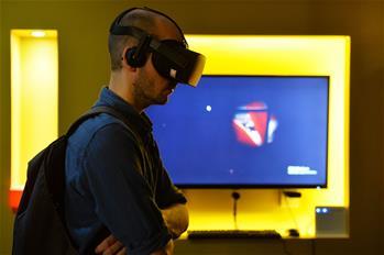 2018青島國際VR影像周開幕