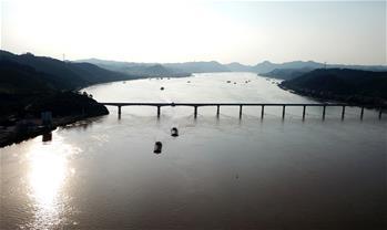 壯闊的西江黃金水道