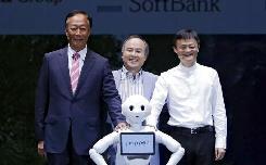 馬雲投資日本機器人産業