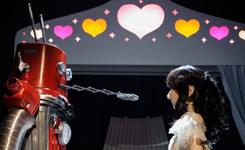 日本首個機器人婚禮于東京舉行