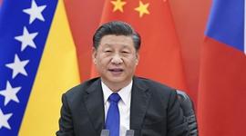 習近平主持中國-中東歐國家領導人峰會