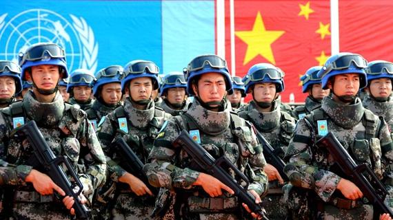 聯合國舞臺上的十個中國瞬間