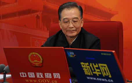 温总理与网友在线交流透出对住房的关注 - 飞鹰 - 飞鹰的博客
